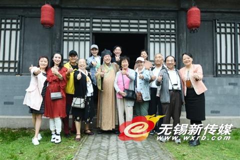 """98版《水浒传》主创重聚无锡""""忆往昔"""""""