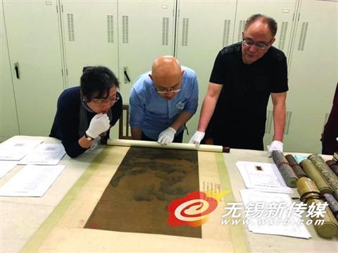 无锡博物院申请文物定级 新增25件套一级文物