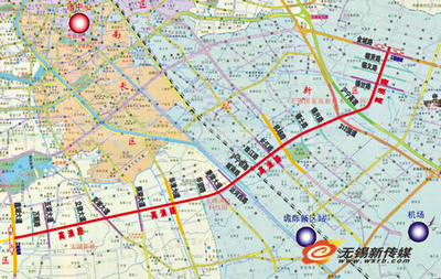 青岛北外环快速路规划图